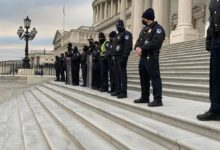 Photo of 38 Capitol Police Officers Have Tested Positive for COVID-19 After the Capitol Riot